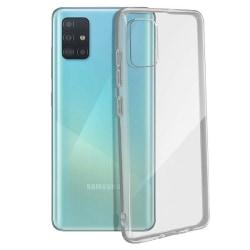 Samsung Galaxy A02S - Transparent Slim Skal  Transparent