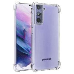 Samsung Galaxy S21 / S21 5G - AntiShock Bumper Slim Skal  Transparent