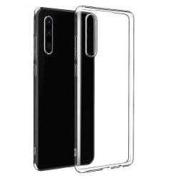Sony Xperia 10 III - Transparent Slim Skal  Transparent
