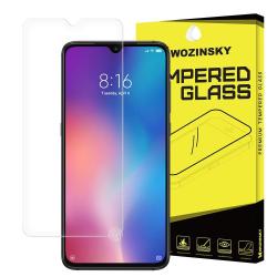 Xiaomi Mi 9 - Wozinsky 9H Härdat Glas Displayskydd Transparent
