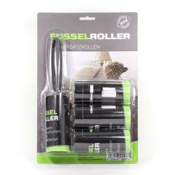 Klädroller med 3 extra rullar/ refillers