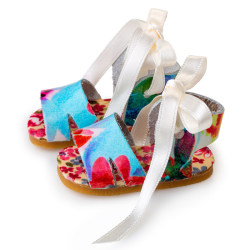Berjuan assorted doll sandal shoes