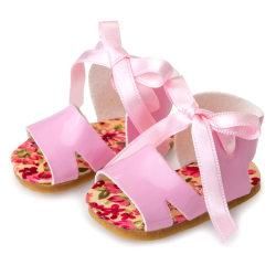 Berjuan pink doll sandal shoes