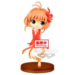 Cardcaptor Sakura Clear Card Sakura Kinomoto Q Posket figure 7cm