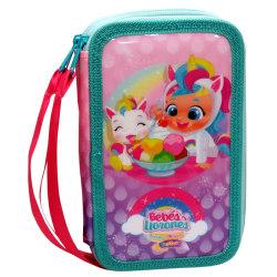 Cry Babies triple pencil case