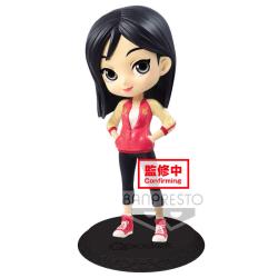 Disney Characters Mulan Avatar Style Q Posket B figure 14cm