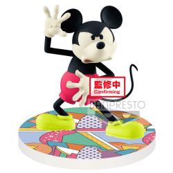 Disney Mickey Touch Japonism Q Posket A figure 10cm
