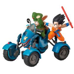 Dragon Ball Mecha Collection Oolong Road Buggy Model Kit figure