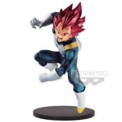 Dragon Ball Super Blood of Saiyans VII Super Saiyan God Vegeta