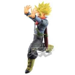 Dragon Ball Super Super Saiyan Trunks Future Galick Gun figure