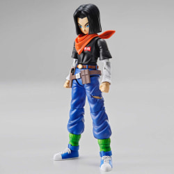 Dragon Ball Z Androide A17 Model Kit figure 14cm