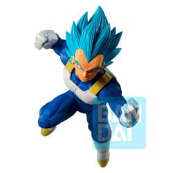 Dragon Ball Z Dokkan Battle Ichibansho SSGSS Vegeta figure 18cm
