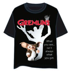 Gremlins adult t-shirt L