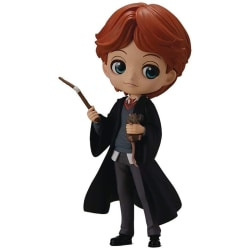 Harry Potter Ron Weasley with Scabbers Q Posket figure 14cm