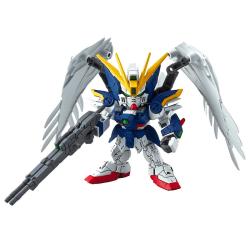 Mobile Suit Gundam Wing Wing Gundam Zero Model Kit figure 8cm