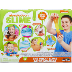 NICKELODEON THE GREAT SLIME EXTRAVAGANZA