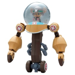 One Piece Heavy Armor Model Kit figure 10cm