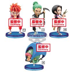 One Piece Wanokuni Style 1 World Collectable assorted figure 7cm