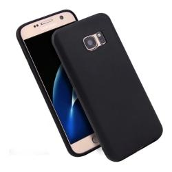 Skyddsfodral i silikon till Galaxy S6 svart