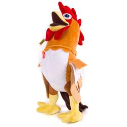 The Zenon Farm Cock Bartolito plush toy with sound