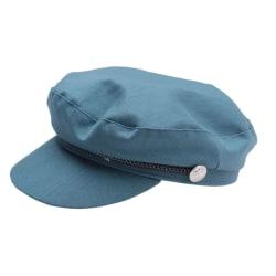 Blå Vegamössa - Skepparmössa  Blå