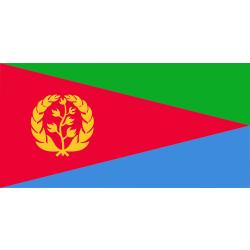 Eritreas flagga