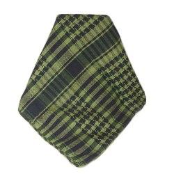 Palestinasjal - Grön och svart - scarf Grön