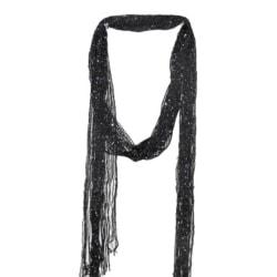 Sommar halsduk svart Svart
