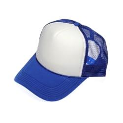 Truckerkeps - Blå  Blå