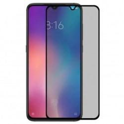 2-PACK Xiaomi Mi 9 Privacy Härdat glas 0.26mm 2.5D 9H Transparent