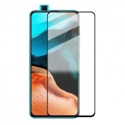2-PACK Xiaomi Poco F2 Pro FullFrame® 0.26mm 2.5D 9H Härdat Glas Transparent