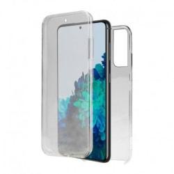 360° Heltäckande & Stötdämpande Skal Samsung S21 Plus Transparent