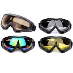 Snowboardglasögon / Skidglasögon / Goggles med UV-skydd Orange