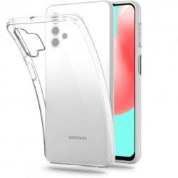 Samsung A32 5G Stötdämpande Mjukt Skal Simple® Transparent