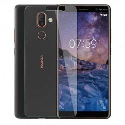 3-PACK Nokia 7 Plus Premium Skärmskydd CrystalClear® Transparent