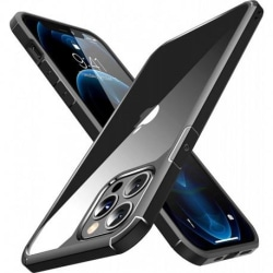 iPhone 13 Pro Stöttåligt MagSafe-Kompatibelt Skal Bulwark Transparent