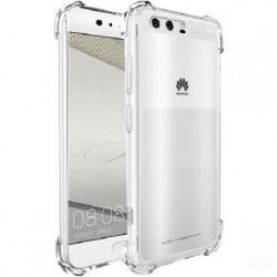 Huawei P10 Stötdämpande Silikon Skal Shockr® Transparent