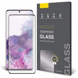 Samsung S20 FE FullFrame® 0.26mm 9H Härdat Glas Transparent