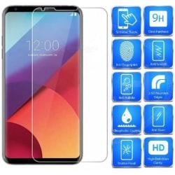 2-PACK LG V30 Härdat glas 0.26mm 2.5D 9H Transparent