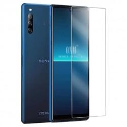 2-PACK Sony Xperia 10 II Härdat glas 0.26mm 2.5D 9H (XQ-AU52) Transparent