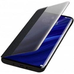 Huawei P30 Flipfodral Smart View Svart