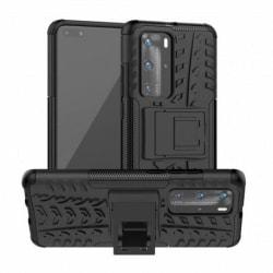 Huawei P40 Pro Stöttåligt Skal med Stöd Active® Svart