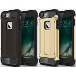 iPhone 7 Plus Stöttåligt Skal SlimArmor® Svart
