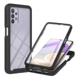 Samsung A32 5G Heltäckande Premium 3D Skal ThreeSixty® Transparent
