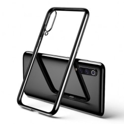 Samsung A70 Stötdämpande Gummiskal (SM-A705F/DS) Svart