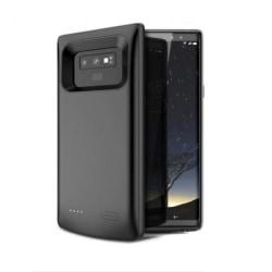 Samsung Note 9 Exlusivt Stöttåligt Batteriskal Titan® V2 5000mAh Svart