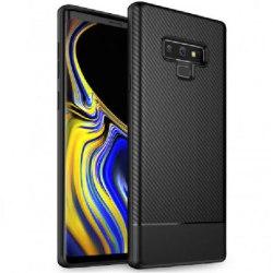 Samsung Note 9 Stöttåligt Skal FullCarbon® Svart