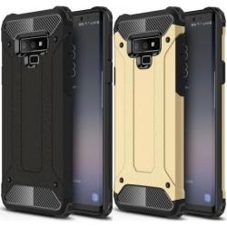 Samsung Note 9 Stöttåligt Skal SlimArmor® Svart