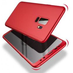 Samsung S8 Plus   360° 3in1 FullCover Skal inkl. Skärmskydd Svart