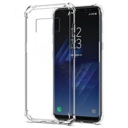 Samsung S8 Plus Stötdämpande Silikon Skal Shockr® Transparent